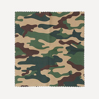 Cleaning Clothing, Camouflage Pattern