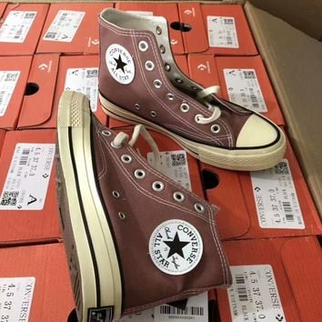 """""""Converse 1970S"""" Women Sport Casual High Help Canvas Shoes Classic Cloth Shoes"""