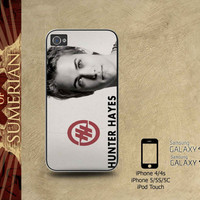 Hunter Hayes Poster - iPhone cases 4/4S Case iPhone 5/5S/5C Case Samsung Galaxy S3/S4 Case