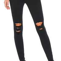 AGOLDE Sophie Hi Rise Skinny in Ruthless