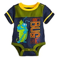 Flik Disney Cuddly Bodysuit for Baby - A Bug's Life | Disney Store