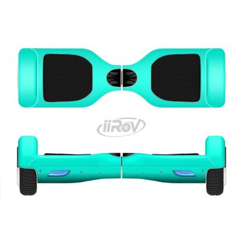 The Solid Mint V2 Full Body Skin Set for the Smart Drifting SuperCharged Transportation iiRov