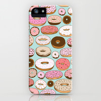 Donut Wonderland iPhone & iPod Case by Kristin Nohe
