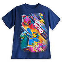 Big Hero 6 Tee for Men