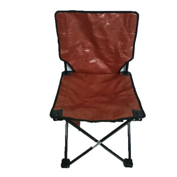 Portable Folding Fishing Drawing Sketch Outdoor Beach Camping Chair Stool Brown