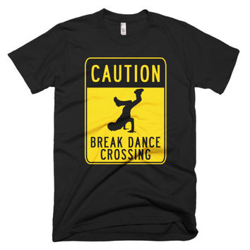Break Dance Crossing Men's Tee