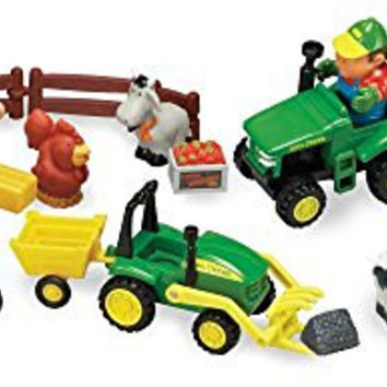 John Deere 1st Farming Fun, Fun on the Farm Playset