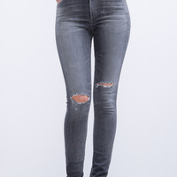 Carlie High Rise Skinny in Darkside - Denim - CITIZENS of HUMANITY