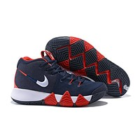 Tagre™ Nike Men's Kyrie Irving 4 Team USA Basketball Shoes US7-12