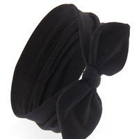 Bow Knit Headwrap