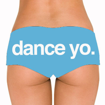 Booty Shorts | dance yo.