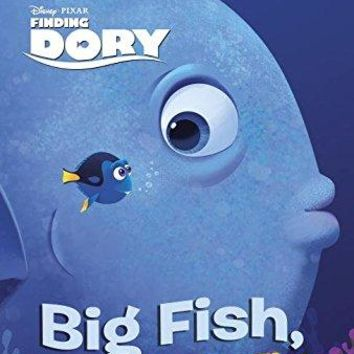Finding Dory Step Into Reading, Step 1: Disney/Pixar Finding Dory Deluxe
