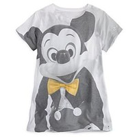 Mickey Mouse Tee for Women - Disneyland | Disney Store