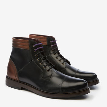 Ted Baker - Musken Leather Derby Boot
