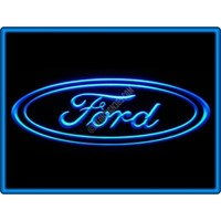 Ford Car Display Neon Light Sign