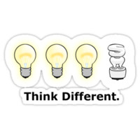 Think Different.