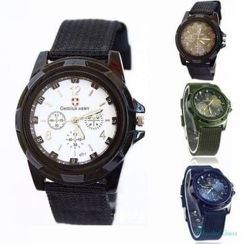 Military Style Tactical Watch giveaway