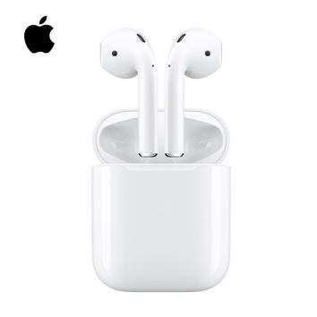 Genuine Apple AirPods Wireless Earphone Headphones Original Apple's Bluetooth Headphones for iPhone iPad Mac and Apple Watch