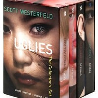 Uglies, The Collector's Set: Uglies, Pretties, Specials, Extras (Uglies Series)