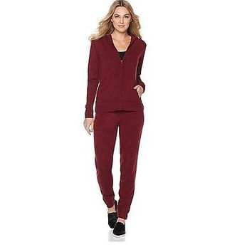 Luxe Lounge Set Hoodie with Pants by Wendy Williams