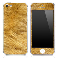 Furry iPhone 3g/3gs, 4/4s or 5 Skin