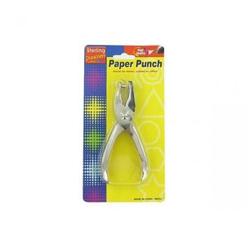 Single Hole Paper Punch (pack of 24)