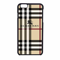 Burberry Pattern London iPhone 6 Case