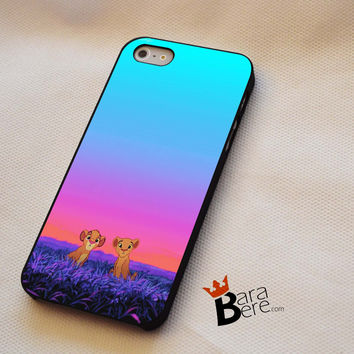 The Lion King art iPhone 4s Case iPhone 5s Case iPhone 6 plus Case, Galaxy S3 Case Galaxy S4 Case Galaxy S5 Case, Note 3 Case Note 4 Case