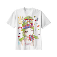 Candy Brain created by Shoujo Tears | Print All Over Me