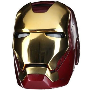 Preorder JUNE 2016 Iron Man Mark VII Avengers Helmet 1:1 Scale Replica