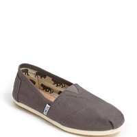 Women's TOMS 'Classic' Canvas Slip-On