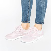 Reebok | Reebok Classic Trainers With Suede Trim at ASOS