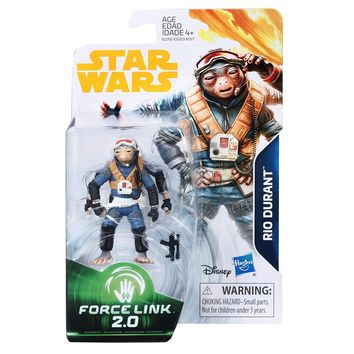 Rio Durant Force Link 2.0 Solo A Star Wars Story 3.75 Inch Figure