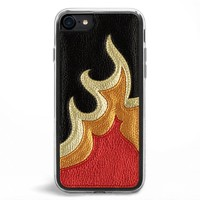 Burn Embroidered iPhone 7/8 Case