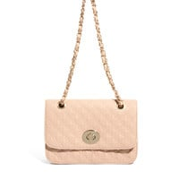 New Look | New Look Pippa Quilted Chain Shoulder Bag at ASOS