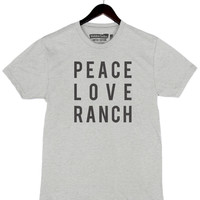 Hidden Valley® - Peace, Love, Ranch - Unisex Crew