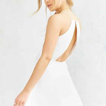 C/meo Collective Night Swim Dress- Ivory