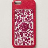 Rosework iPhone 5 Case by Jasper & Jeera Pink One Size Jewelry