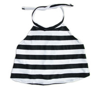 Jail Birdy Halter Top