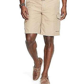 Polo Ralph Lauren Big & Tall Classic-Fit Commander Cargo Shorts - Mont