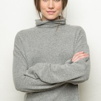 GAIL TURTLENECK TOP