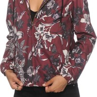 Obey Benchwarmer Orchid Jacket