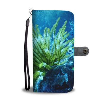 Under the Sea Phone Wallet Case