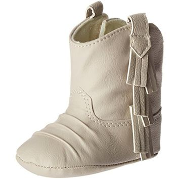 Baby Deer Infant Western Booties