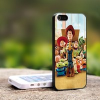 The Movie Toy Story 3 Disney - For iPhone 5 Black Case Cover