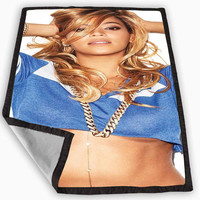 Beyonce Blanket for Kids Blanket, Fleece Blanket Cute and Awesome Blanket for your bedding, Blanket fleece *