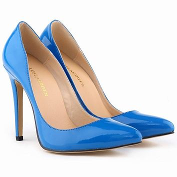 5198237ad307 Pointed Toe High Heels Women Pumps Shoes