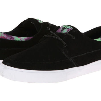 FALLEN ROACH BLACK/PURPLE ACID DICKSON Signature Skate Shoes