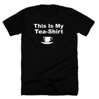 This is my tea shirt,