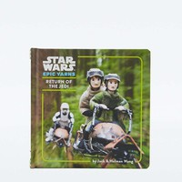 Star Wars Epic Yarns: Return of the Jedi - Urban Outfitters